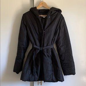 Motherhood puffy coat